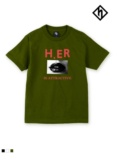 [H.ER] is Attractive Tee