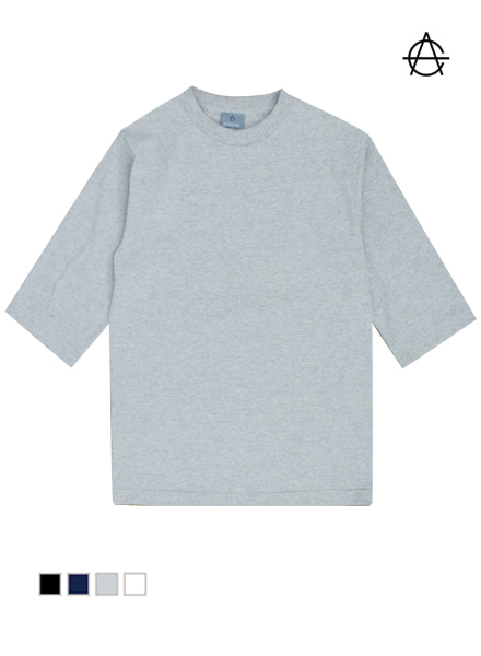 ACUSTRY OVER SLEEVE TEE
