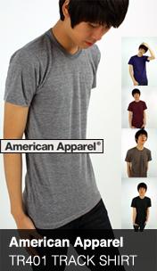 American Apparel 트랙셔츠